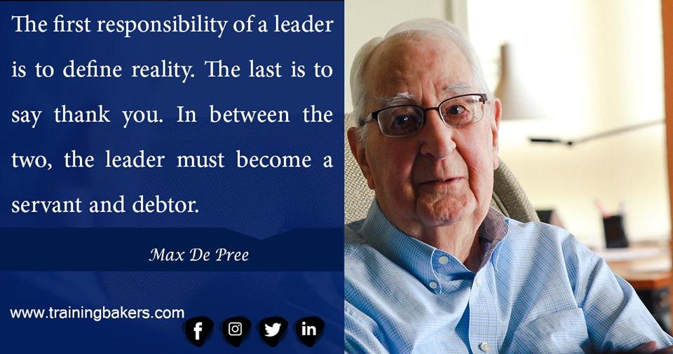 Leadership tasks